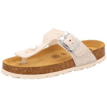 Sommerkind Offene Schuhe weiß