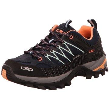 CMP Outdoor Schuh blau
