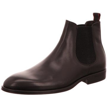 Corvari Chelsea Boot schwarz