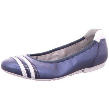Hogan Klassischer Ballerina blau