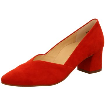 Paul Green Klassischer Pumps rot