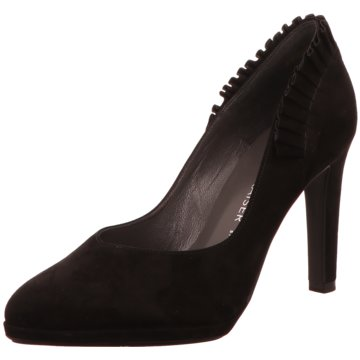 Peter Kaiser Top Trends High Heels schwarz
