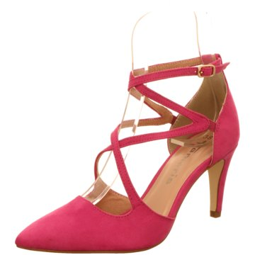 Tamaris Top Trends Pumps pink
