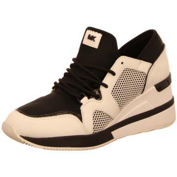 Michael Kors Sneaker schwarz