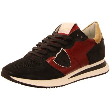 Philippe Model Sneaker Low schwarz