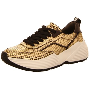 Kennel + Schmenger Sneaker Low gold