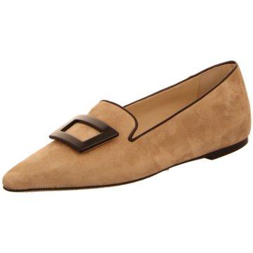 Moda di Fausto Top Trends Slipper beige