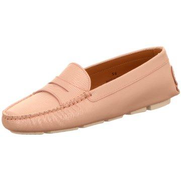 Confort Shoes Mokassin Slipper rosa