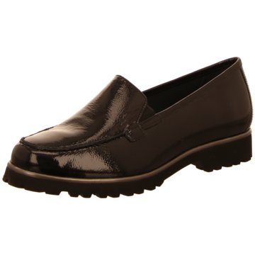 Sioux Business Slipper schwarz