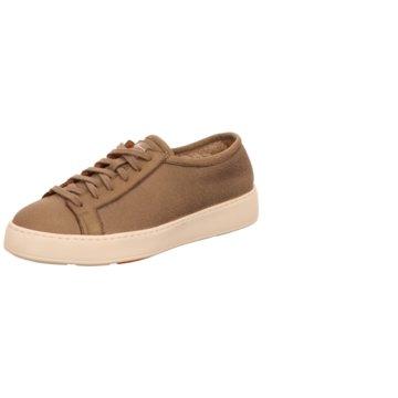 Santoni Sneaker Low beige