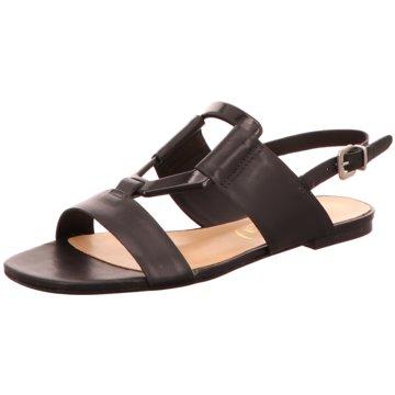 Vicenza Sandale schwarz