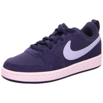 Nike Sneaker LowNike Court Borough Low 2 PE - CD6144-400 blau