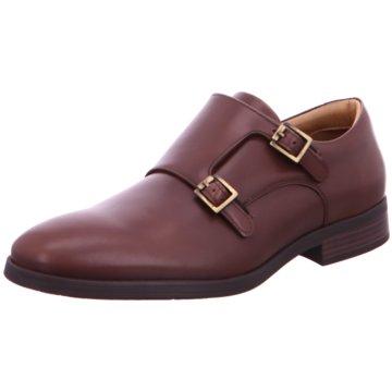 Weber Schuhe Business Slipper braun