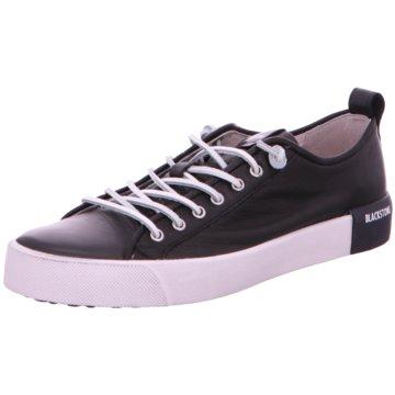 Blackstone Sneaker Low schwarz