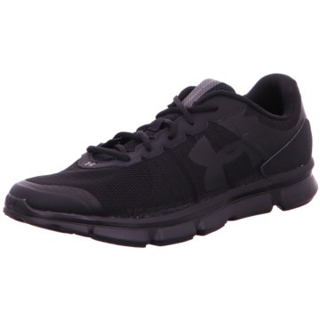 Under Armour Natural Running schwarz