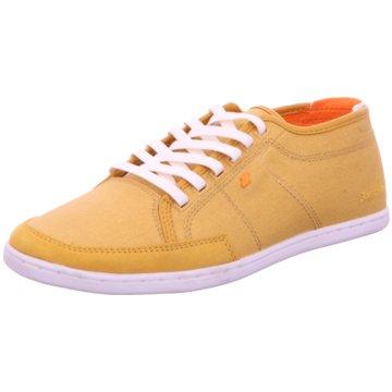 Boxfresh Sneaker Low gelb