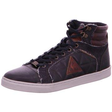 Le coq Sportif Sneaker High schwarz