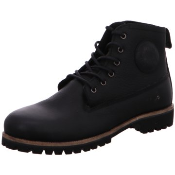 Blackstone Boots CollectionLace Up Boot schwarz