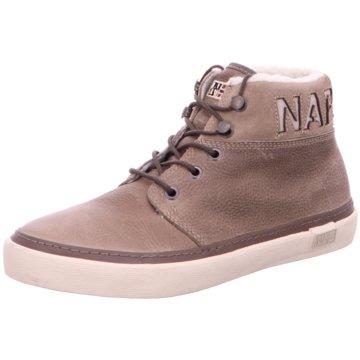 Napapijri Sneaker High beige