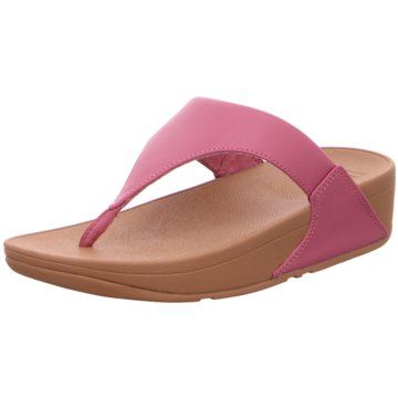 FitFlop Bade-Zehentrenner rot