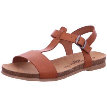 Cosmos Comfort Komfort Sandale beige