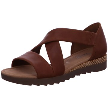 Gabor comfort Komfort SandaleSandale braun