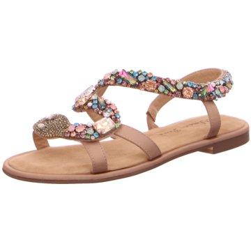 Alma en Pena Top Trends Sandaletten beige