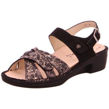 FinnComfort Komfort Sandale02687 BUKA schwarz
