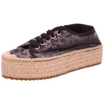 Vidorreta Plateau Sneaker schwarz