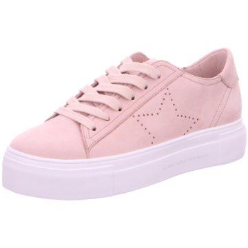 Kennel + Schmenger Sneaker Low rosa