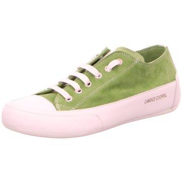 Candice Cooper Sportlicher Schnürschuh grün