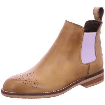 Schuhmann's Handwerkskultur Chelsea Boot braun