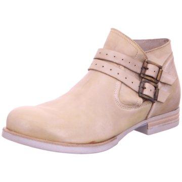 Schuhmann's Handwerkskultur Ankle Boot beige