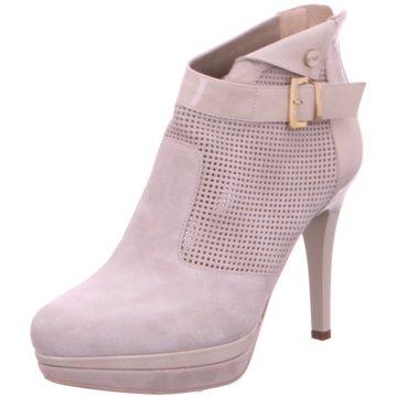Nero Giardini Ankle Boot beige