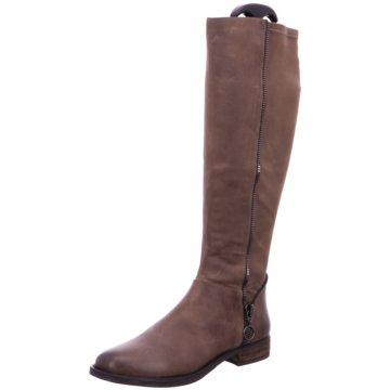 SPM Shoes & Boots Klassischer Stiefel grau