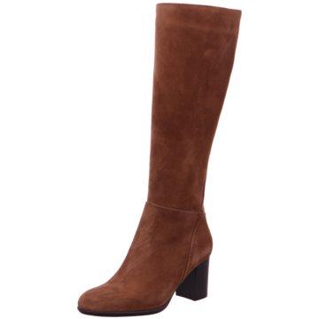 Lamica Klassischer Stiefel braun