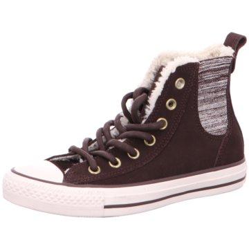 Converse Sneaker High braun