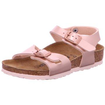 Birkenstock Kleinkinder Mädchen rosa