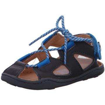 Affenzahn Sandale grau