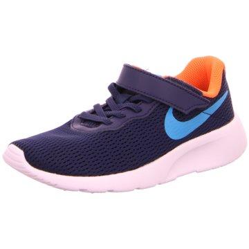 Nike Sneaker LowBoys' Nike Tanjun (PS) Pre-School Shoe - 844868-408 blau
