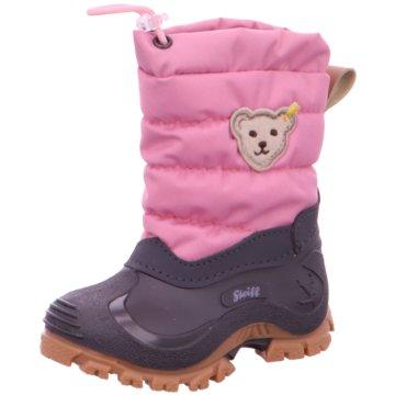 Steiff Winterboot rosa