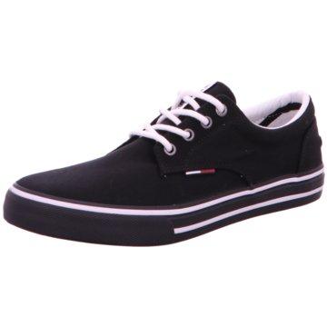 Tommy Hilfiger Sneaker LowTextilie Sneaker schwarz
