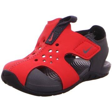 Nike SandaleBoys' Nike Sunray Protect 2 (TD) Sandal - 943827-603 rot