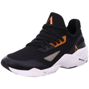 ARKK Copenhagen Sneaker Low schwarz