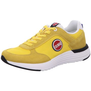 Colmar Sportlicher Schnürschuh gelb