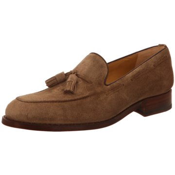 Cordwainer Business Slipper beige
