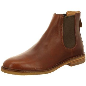 Clarks Chelsea Boot braun