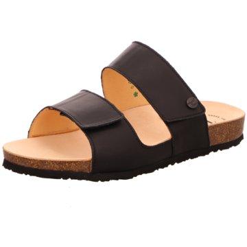 Think Komfort Schuh schwarz