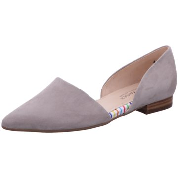 Peter Kaiser Top Trends Ballerinas grau