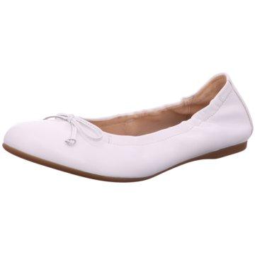 Gabor Faltbarer BallerinaBallerina weiß